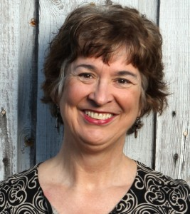 Marjorie Hudson headshot