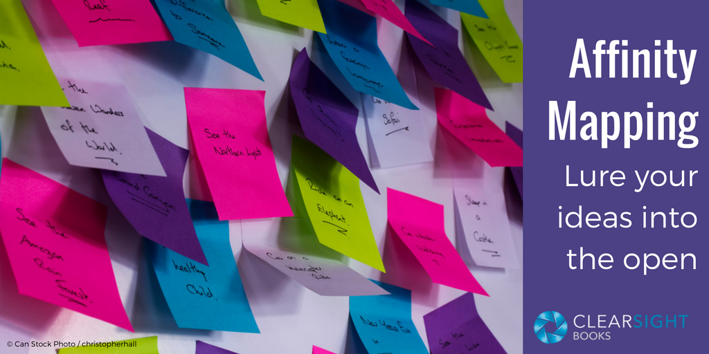 How to Generate and Organize Ideas with Affinity Mapping