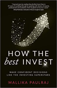 Book cover for How the Best Invest